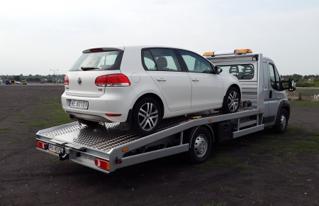 autolaweta kalisz vw golf